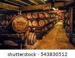 islay  scotland   june 3  2014  ... | Shutterstock . vector #543830512