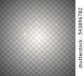 neon white glittering snow dust ... | Shutterstock .eps vector #543896782