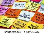 realistic and unrealistic  new... | Shutterstock . vector #543908632