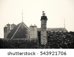 Roofs Of The Medieval Town Of...