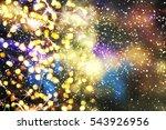 christmas background  | Shutterstock . vector #543926956