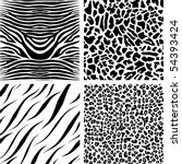 Seamless Patterns Of African...