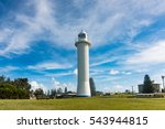 lighthouse in yamba  australia | Shutterstock . vector #543944815