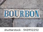 New Orleans Sidewalk Tiled...