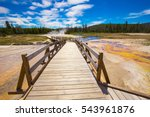 Yellowstone National Park....