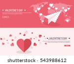 vector illustration. flat... | Shutterstock .eps vector #543988612
