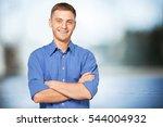 men. | Shutterstock . vector #544004932