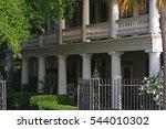pillars and porticoes  ... | Shutterstock . vector #544010302