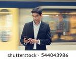 asian indian businessman...   Shutterstock . vector #544043986