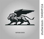 lion | Shutterstock .eps vector #544049116