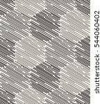 vector seamless pattern. modern ... | Shutterstock .eps vector #544060402