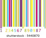 Colorfull Barcode