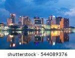 kuching  sarawak  malaysia  ... | Shutterstock . vector #544089376