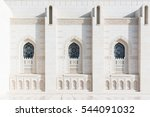 exterior detail of the sultan...   Shutterstock . vector #544091032