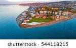 west seattle alki point... | Shutterstock . vector #544118215