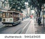 san francisco  usa   september...   Shutterstock . vector #544165435
