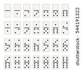 dominos bones set 28 pieces for ...
