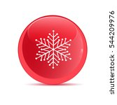 red button with the image of... | Shutterstock . vector #544209976