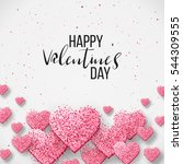 happy valentine day festive...