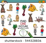cartoon illustration of... | Shutterstock .eps vector #544328836