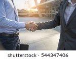 teamwork concept. friendship... | Shutterstock . vector #544347406