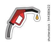 Gun Fuel Service Station Vecto...