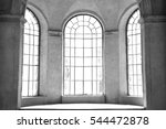 Arch Windows From Inside The...