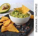 Guacamole Salad Appetizers