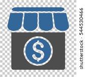 market icon. vector pictograph... | Shutterstock .eps vector #544530466