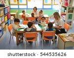 milan  italy   april 4  2014 ...   Shutterstock . vector #544535626