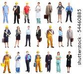 Business People  Builders ...