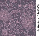 seamless vector texture with... | Shutterstock .eps vector #54461800