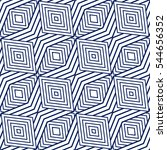 color vector seamless pattern.... | Shutterstock .eps vector #544656352