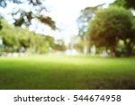 defocused bokeh background of ... | Shutterstock . vector #544674958