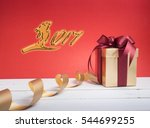 chinese new year festival... | Shutterstock . vector #544699255