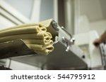 pastry dough. | Shutterstock . vector #544795912