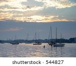 sheepshead bay  brooklyn  new... | Shutterstock . vector #544827