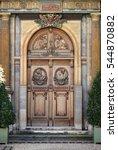 Renaissance Front Door In Pari...