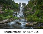 Beautiful Waterfall In Upstate...