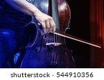 Musician Cello. Cellist. Bass...