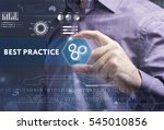 business  technology  internet... | Shutterstock . vector #545010856