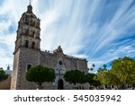 temple of the immaculate... | Shutterstock . vector #545035942