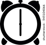 clock icon. vector