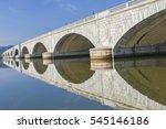 washington dc   memorial bridge ...   Shutterstock . vector #545146186