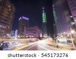 taipei  taiwan   december 25 ... | Shutterstock . vector #545173276