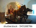 hallein  austria   june 29 ... | Shutterstock . vector #545188786