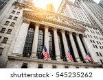 new york city   july 28  the... | Shutterstock . vector #545235262