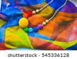 Colored Jewelry Necklace...