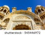 jaswant thada mausoleum in... | Shutterstock . vector #545446972