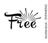free. vintage isolate ...